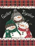 Gather Together Art Print