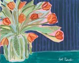 Tulips for Maxine II Art Print