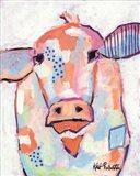 Moo Series:  Bernadette Art Print