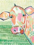 Moo Series:  Peggy Art Print