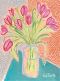 Tulips for Corie Art Print