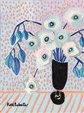 Open Up Late Bloomer Art Print