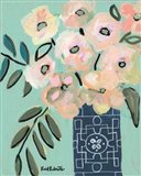 Flowers for Patricia Art Print