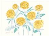 A Rose Lives Here Art Print