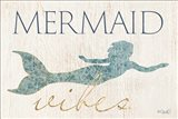 Mermaid Wishes Art Print