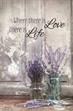 Where There is Love Art Print