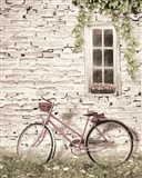 Ready for a Bike Ride Art Print