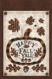 Happy Fall Y'all Art Print