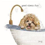 Good Clean Fun Art Print