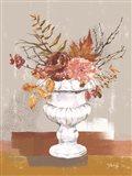 Fall Floral I Art Print