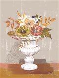 Fall Floral II Art Print