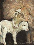 Love Ewe Art Print