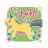Sparkle Unicorn Art Print