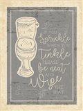 Sprinkle Tinkle Art Print