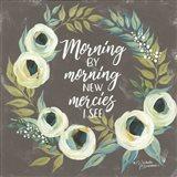 Morning by Morning Art Print