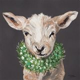Spring Lamb Art Print