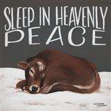 Sleep in Heavenly Peace Art Print