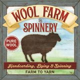 Wool Farm Spinnery Art Print