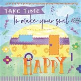Take Time Art Print