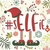 #sELFie Art Print