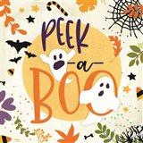 Peek a Boo Art Print