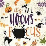 It's All Hocus Pocus Art Print