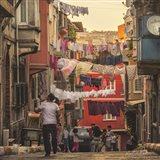 Streets of Istanbul Art Print