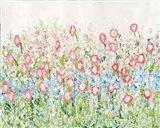 Garden Full of Blessings Art Print