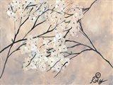 Magnolias in Bloom Art Print