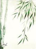 Bamboo Nature I Art Print