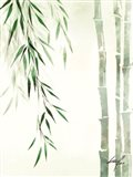 Bamboo Nature II Art Print