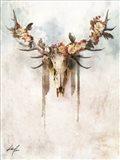 Water Buffalo II Art Print