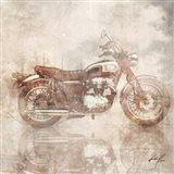Moto Classic Art Print