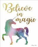Believe in Magic Art Print