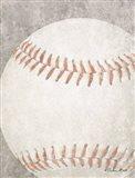 Sports Ball - Baseball Art Print