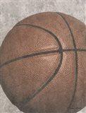 Sports Ball - Basketball Art Print