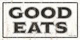 Good Eats Art Print