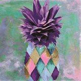 Pineapple Juice I Art Print