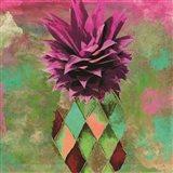 Pineapple Juice II Art Print