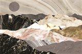 Marble Mountains Art Print