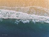Ocean From the Sky Art Print