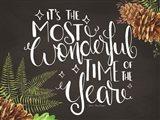 Wonderful Time of the Year Art Print