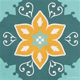 Spanish Ceramic I Art Print