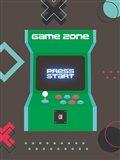 Game Zone Art Print