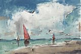 Nautical Dreams Art Print