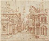 Roman Perspective Art Print
