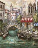 Venetian Motif I Art Print