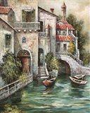 Venetian Motif II Art Print