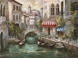 Venezia Petite I Art Print