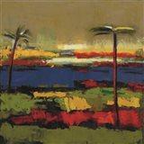 Gold Coast II Art Print